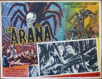 °° L'araignée vampire / Eath VS Spider 1958 °° 7f3809415197063