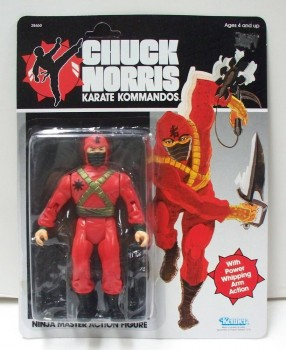 Dossier Chuck Norris - Karate Kommandos 5f2799319474182