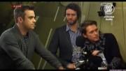 Take That à la radio DJ Italie 23/11-2010 99f232110833415