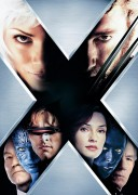Люди Икс 2 / X-Men 2 (Хью Джекман, Холли Берри, Патрик Стюарт, Иэн МакКеллен, Фамке Янссен, Джеймс Марсден, Ребекка Ромейн, Келли Ху, 2003) 7df17b334087861