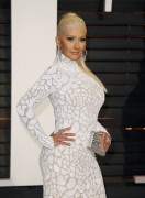 """Christina Aguilera """"2015 Vanity Fair Oscar Party hosted by Graydon Carter at Wallis Annenberg Center for the Performing Arts in Beverly Hills"""" (22.02.2015) 87x updatet 37bd62392372596"""