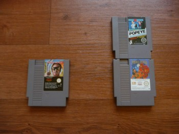 Shiroe's NES and GB collection 350036298690679