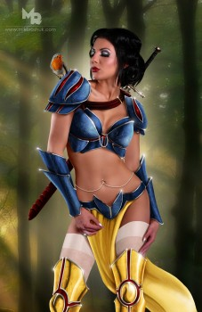 Cosplay et Photoshop - Page 4 97e172312339358