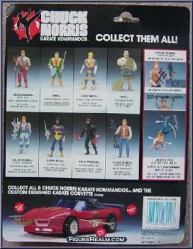 Dossier Chuck Norris - Karate Kommandos 3cc32b319406743