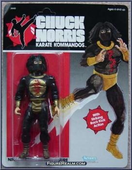 Dossier Chuck Norris - Karate Kommandos 93e7c0319474365