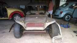 My newest project, 61 Manx style Buggy.   029a73343128454