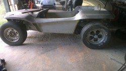 My newest project, 61 Manx style Buggy.   F8c21e343128459