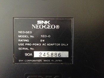 RESOLUE A FERMER Probleme neo geo aes  28399f349398059