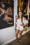 """Ashley Hale """"Kannon Ent's 1st Annual Grammy After Party at """"Exact Science"""" Art Gallery on Melrose in West Hollywood"""" (08.02.2015) 11x  89894c389390554"""