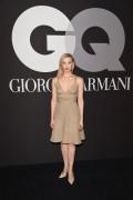 "Sarah Gadon ""GQ and Giorgio Armani Grammys After Party at Hollywood Athletic Club"" (08.02.2015) 9x  F240b3390035926"
