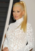"""Christina Aguilera """"2015 Vanity Fair Oscar Party hosted by Graydon Carter at Wallis Annenberg Center for the Performing Arts in Beverly Hills"""" (22.02.2015) 87x updatet 8bc269392721335"""