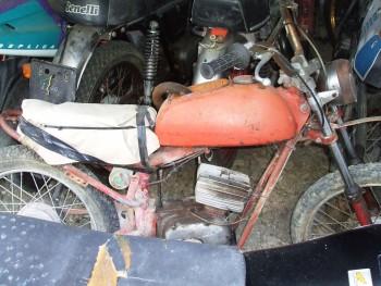 Restauration MONDIAL Cross 1972 7d1bd6398862668