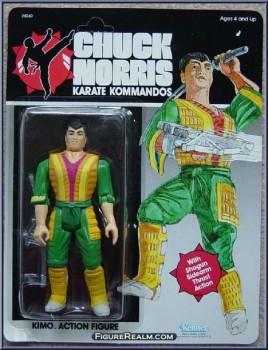 Dossier Chuck Norris - Karate Kommandos Af3646319407721