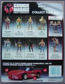Dossier Chuck Norris - Karate Kommandos - Page 2 9d97d2319474885