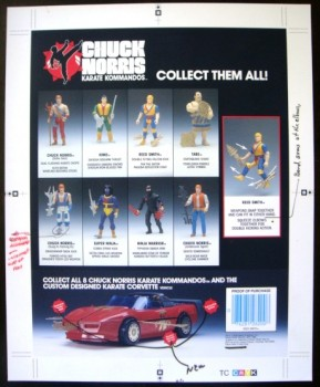 Dossier Chuck Norris - Karate Kommandos - Page 2 B10431319474665
