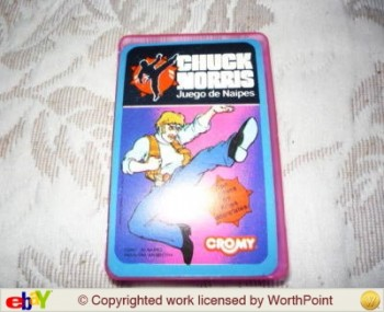 Dossier Chuck Norris - Karate Kommandos - Page 3 19b8ac322692297