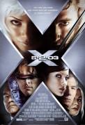 Люди Икс 2 / X-Men 2 (Хью Джекман, Холли Берри, Патрик Стюарт, Иэн МакКеллен, Фамке Янссен, Джеймс Марсден, Ребекка Ромейн, Келли Ху, 2003) E8ca0a334087802