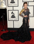 "Jeannie Mai ""57th Annual GRAMMY Awards at the STAPLES Center in Los Angeles"" (08.02.2015) 10x 47012f389033194"