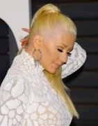 """Christina Aguilera """"2015 Vanity Fair Oscar Party hosted by Graydon Carter at Wallis Annenberg Center for the Performing Arts in Beverly Hills"""" (22.02.2015) 87x updatet F1d75c392723019"""