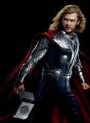 Мстители / The Avengers (Йоханссон, Дауни мл., Хемсворт, Эванс, 2012) Dcdf87433364523