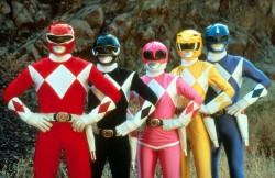 Могучие морфы - рейнджеры силы / Mighty Morphin' Power Rangers (сериал 1993-1995) 13060b439200644