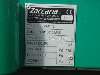Prikolice Zaccaria Zam 15 34967c440029057