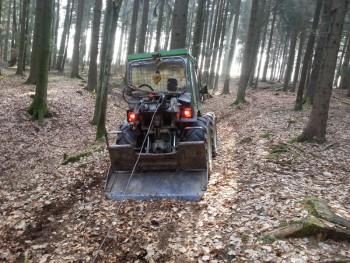 Traktorsko vitlo Kežman A1d523440153592