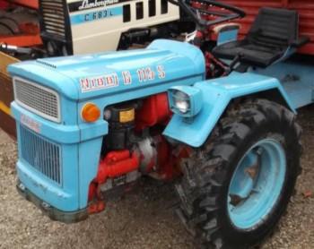 Traktor Nibbi transporter 39b602442135474