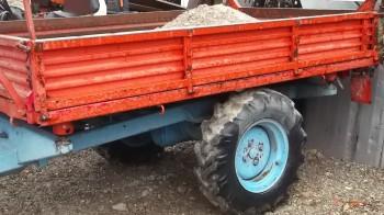Traktor Nibbi transporter 6ed166442135570