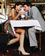 Дэвид Бореаназ и Адриана Лима (Adriana Lima, David Boreanaz) Pamela Hanson Photoshoot for Glamour - 8xHQ 1bd32e442312718