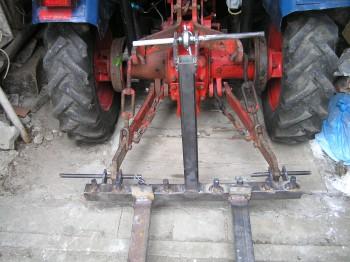 Traktorski viljuškari & vilice ručni rad 42c16e443766650