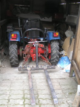 Traktorski viljuškari & vilice ručni rad 5c8854443766559