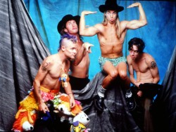 Red Hot Chili Peppers  4c4bdd444764498