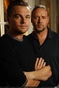 Леонардо ДиКаприо, Рассел Кроу (Leonardo DiCaprio, Russell Crowe) промо фото Совокупность лжи, 2008 - 7xHQ 940e77449510175