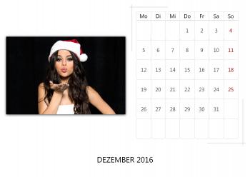 "Selena Gomez ""Selfmade Calendar 2016"" ( 12x ) 86d38d455014973"