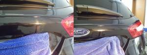 Ford Mondeo SW trattamento protettivo Extreme Plus 313792472080779