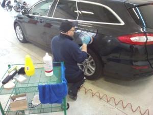 Ford Mondeo SW trattamento protettivo Extreme Plus 53a6f4472080799