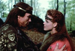 Рыжая Соня / Red Sonja (Арнольд Шварценеггер, Бригитта Нильсен, 1985) 02c99b475388769