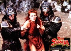 Рыжая Соня / Red Sonja (Арнольд Шварценеггер, Бригитта Нильсен, 1985) F59f08480742487