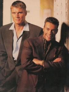 Универсальный солдат / Universal Soldier; Жан-Клод Ван Дамм (Jean-Claude Van Damme), Дольф Лундгрен (Dolph Lundgren), 1992 - Страница 2 7626c5482496912