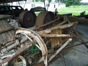 Oldtimer traktori & traktorski priključci 455c50485872773