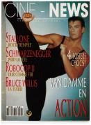 Жан-Клод Ван Дамм (Jean-Claude Van Damme)- сканы из разных журналов Cine-News 89d9b2493705570