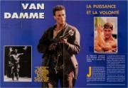 Жан-Клод Ван Дамм (Jean-Claude Van Damme)- сканы из разных журналов Cine-News 91bf0c493821173