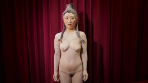 Naked Asian Exotic Art Performance - Nude Asian Public Theatre 4415e4500390867