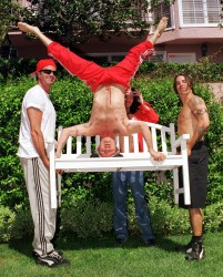 Red Hot Chili Peppers  876f31500757123