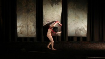 Naked Asian Exotic Art Performance - Nude Asian Public Theatre 248ef5503046866