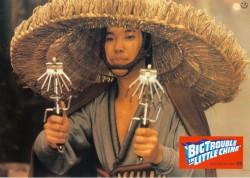 Большой переполох в маленьком Китае / Big Trouble in Little China (Расселл, Кэттролл, 1986) 156585513409697