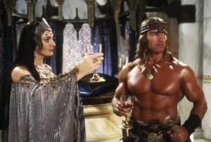 Конан Разрушитель / Conan the Destroyer (Арнольд Шварцнеггер, 1984) - Страница 2 8d80c9519184394