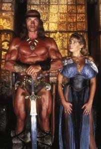 Конан Разрушитель / Conan the Destroyer (Арнольд Шварцнеггер, 1984) - Страница 2 988c5c519184383