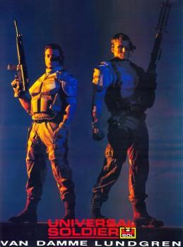 Универсальный солдат / Universal Soldier; Жан-Клод Ван Дамм (Jean-Claude Van Damme), Дольф Лундгрен (Dolph Lundgren), 1992 - Страница 2 E96195477687938